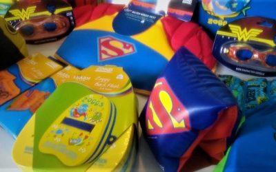 Zoggs DC Super Heroes Collection: unite the league