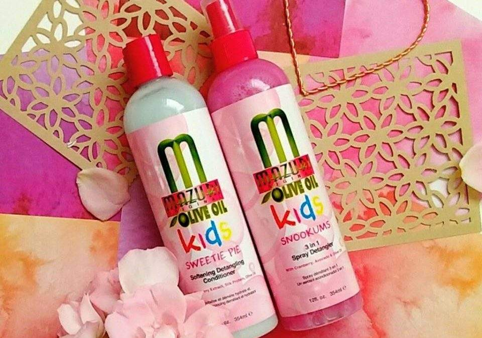 Mazuri Kids Haircare