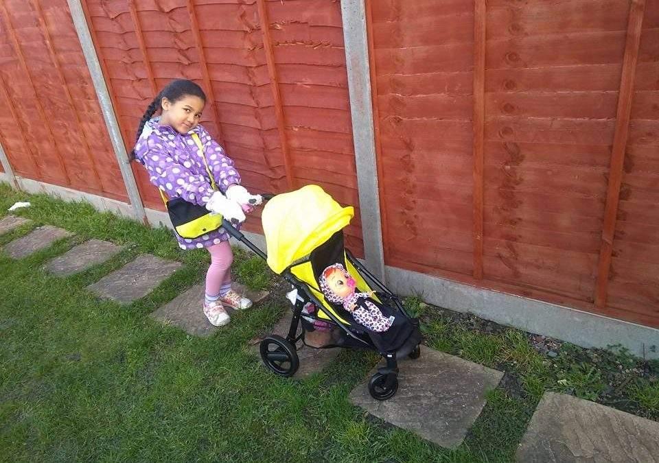 Mamas & Papas Armadillo The Little Big Stroller