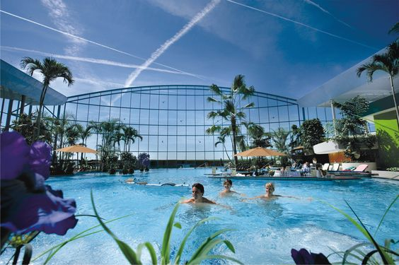 Therme Erding: the world's largest spa