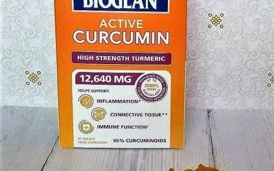 Bioglan's Active Curcumin Tablets