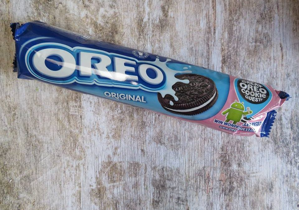The Oreo Cookie Quest Challenge