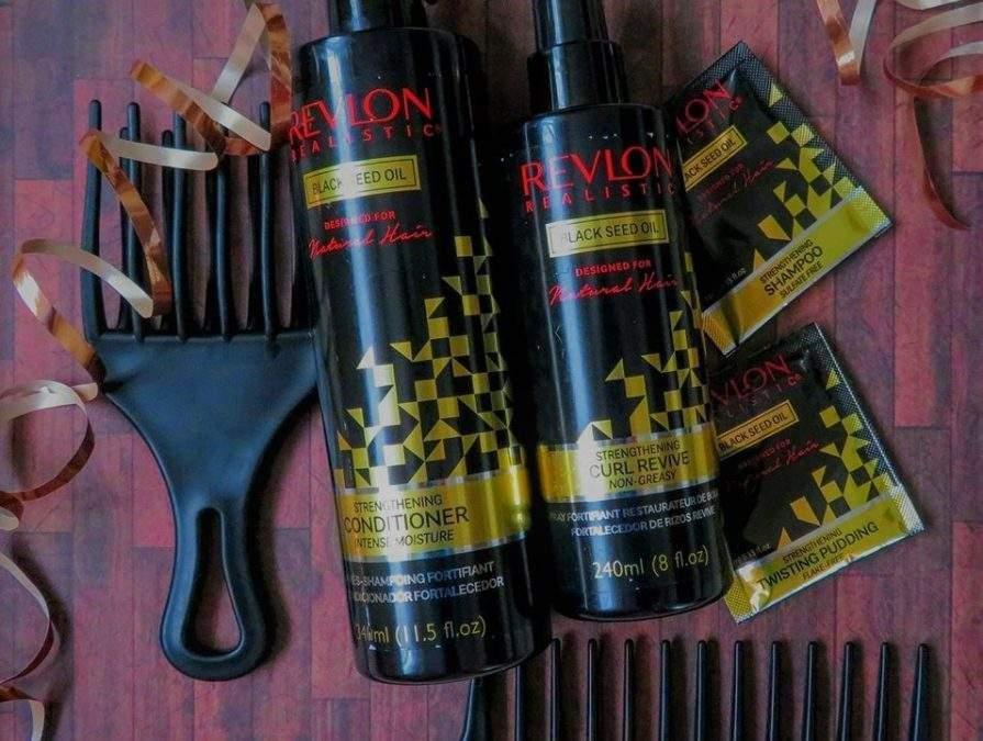 Revlon Realistic: designed for natural hair