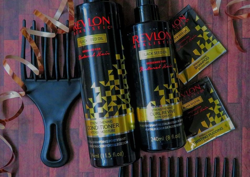 Revlon Realistic: designed for natural hair