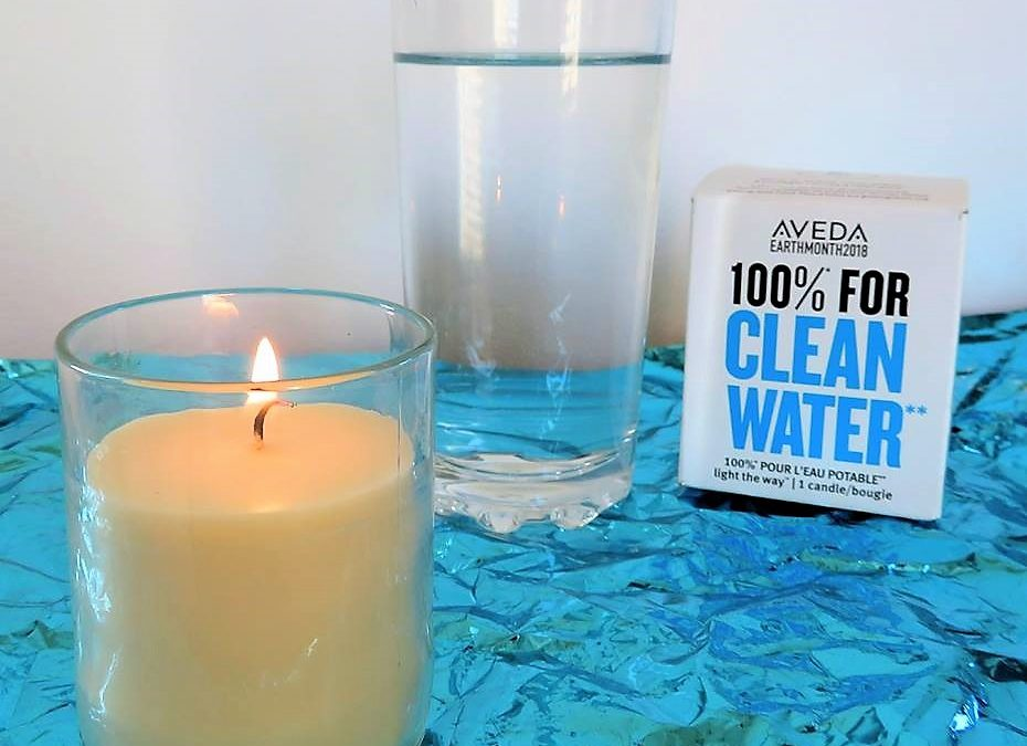 Stand Up for Clean Water with Aveda