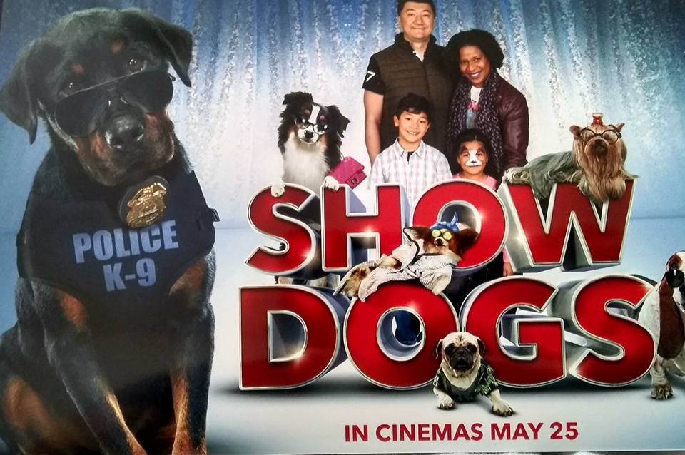 Show Dogs: the movie