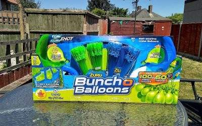 Splash Fun with Bunch O Balloons