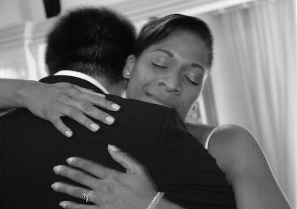 On being in an interracial marriage