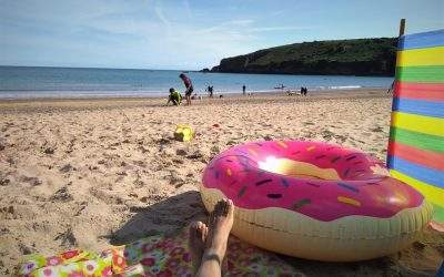 Our Family Staycation In Pembrokeshire