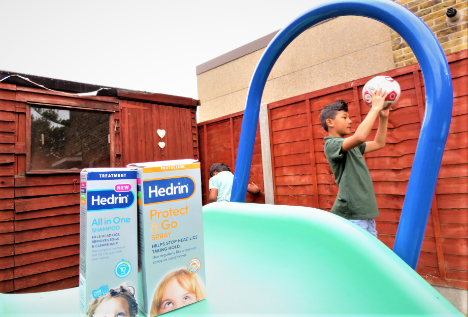 Head Lice, no dice with Hedrin: review