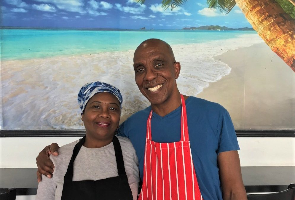 An Interview with Trevor and Ros Bobb: owners of Roti Masters