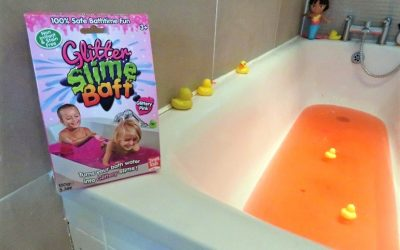 Zimpli Kids Glitter Baff: review