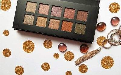 Barry M Deluxe Metals Eyeshadow Palette: review
