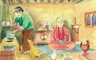 Room in your heart:  A folktale from Bhutan
