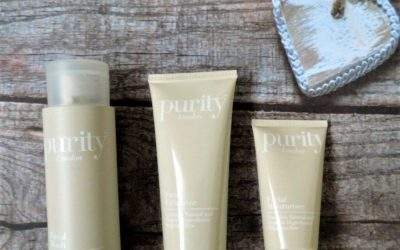 Purity London organic skincare