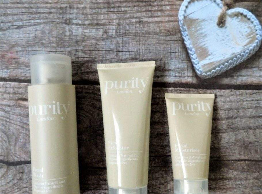 Purity London organic skincare