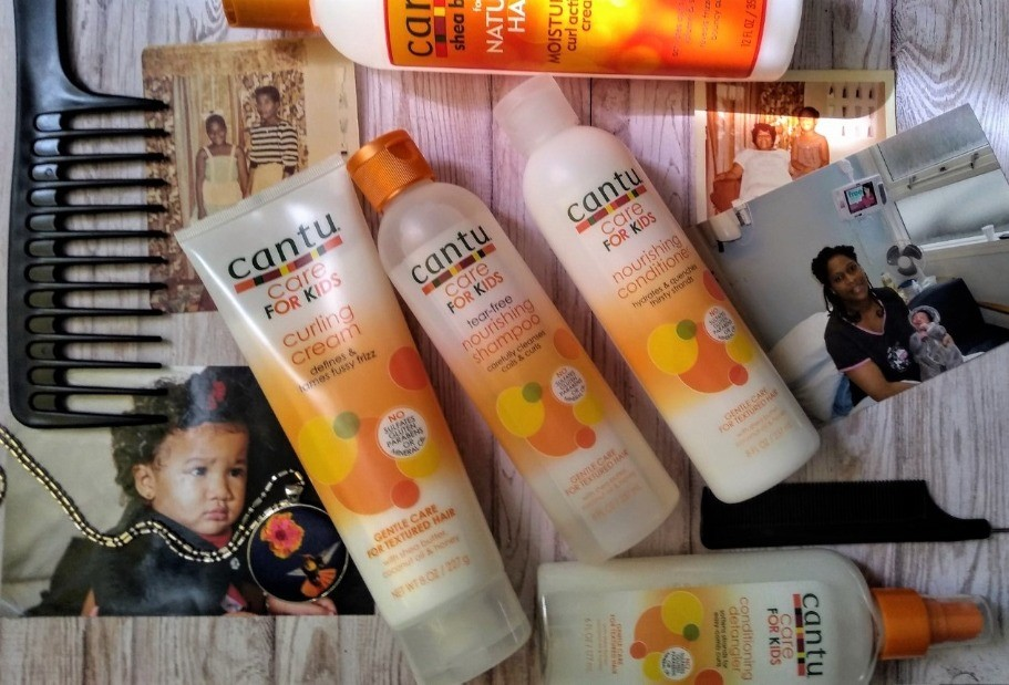 Cantu Care for Kids review (sponsored by CantubeautyUK)