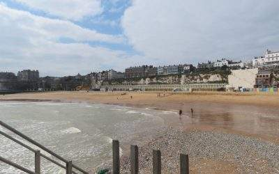 5 hours in Broadstairs Kent