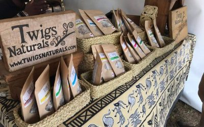 An Interview with Founders of Twigs Naturals: Cheryl Ann Baptiste &  Nigel Jordan