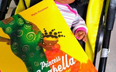 Princess Arabella is a Big Sister by Mylo Freeman: book review