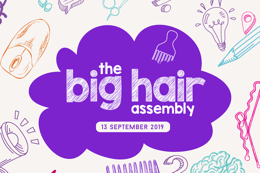 World Afro Day: Big Hair Assembly