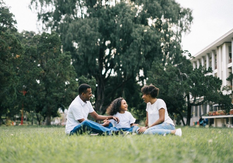 Parenting while black: the challenge of overcoming Post Traumatic Slavery Syndrome