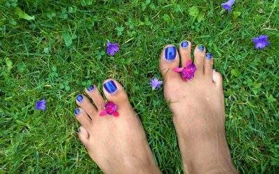 Feet care when you are over 40: it's not vanity