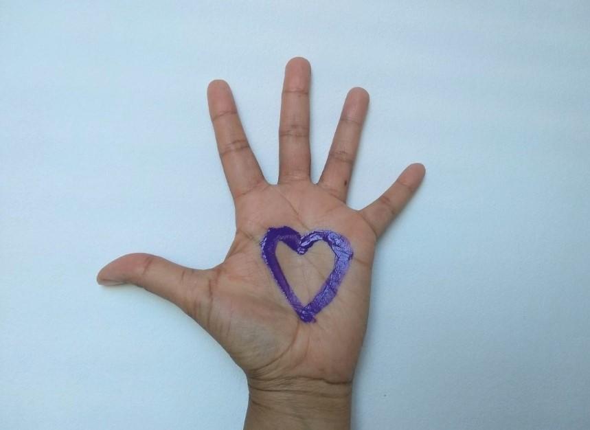 purple heart support