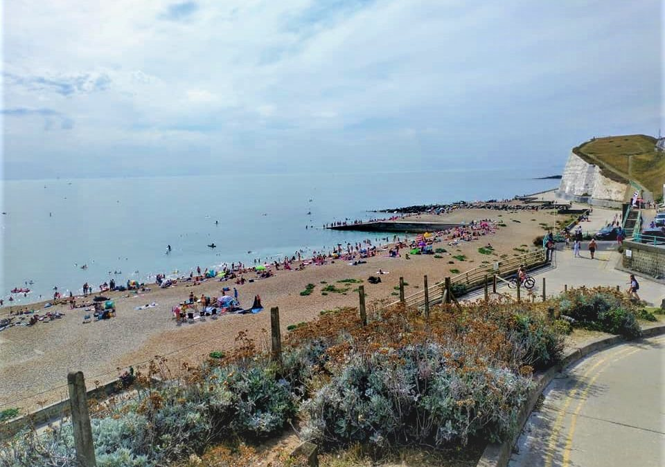 2 Beaches In 2 Saturdays: exploring South East England beaches