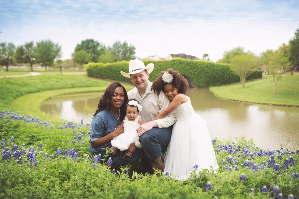 Amy Talks About Mixed Heritage Family Life in Texas USA