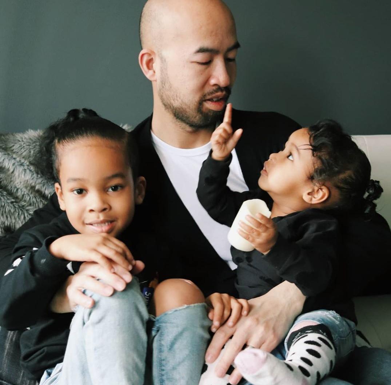 Yickman with Kids