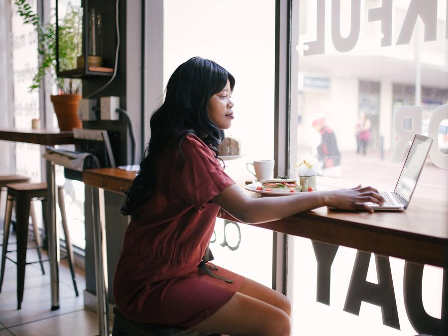 How I Finally Found A Job … relaunched after 9 years at home
