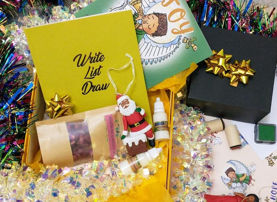 A Gift Of Wellbeing At Christmas: featuring British Black-Owned businesses