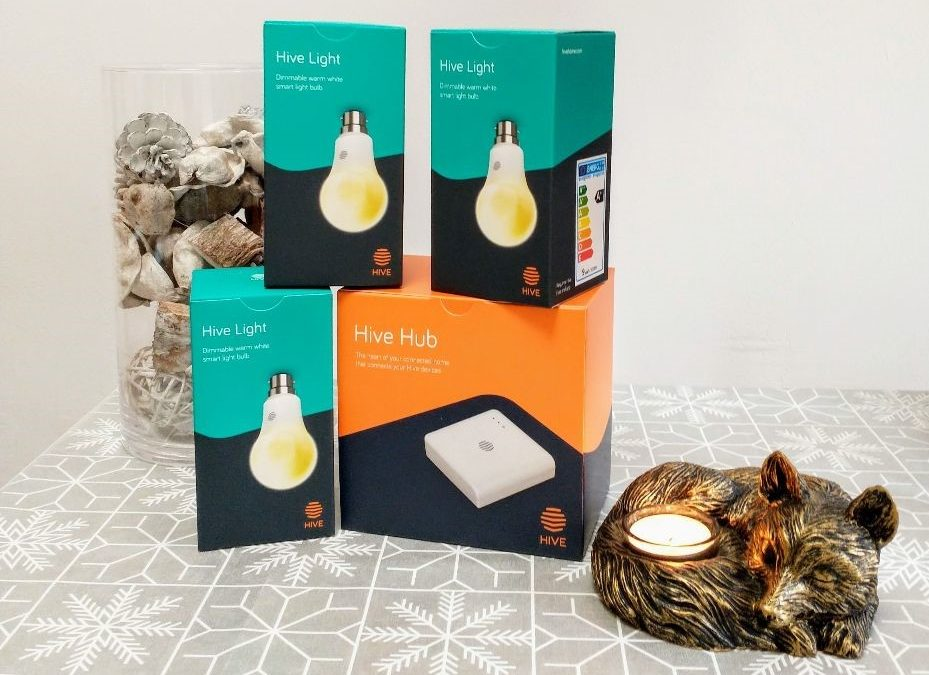 Switching to HIVE Smart Lighting: it's the smart thing do (AD)