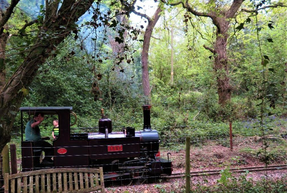 A Trip To Perrygrove Railway (AD)