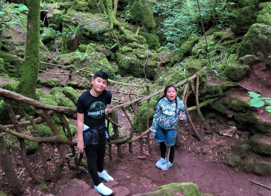 Family Visit To The Magical Puzzlewood (AD)