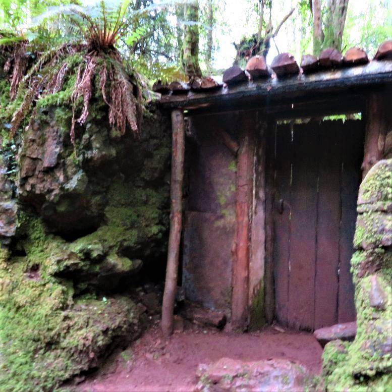 Puzzlewood Cabin